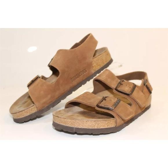 06017974ce83 Authentic Birkenstock Milano Sandals size 38